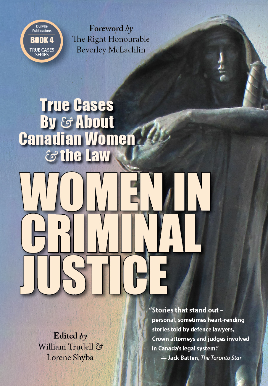 Women in Criminal Justice - Durvile and UpRoute Books